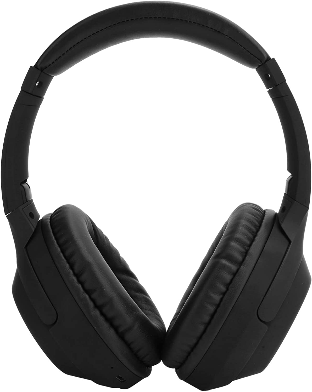 HeadMounted Cordless Headphone,Wireless Bluetooth 5.0 Noise Reduction HiFi Stereo Sports Headset,Portable Ergonomic Sweatproof Earphone,5H Playtime,for Outdoor/Indoor
