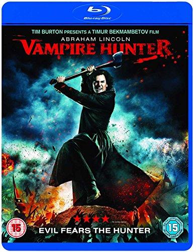 Abraham Lincoln Vampire Hunter [Blu-ray] [2017] [Region Free]