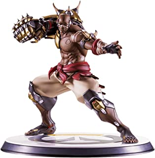 Blizzard Entertainment Overwatch: New Overwatch Doomfist Collectible Hand-Painted Statue
