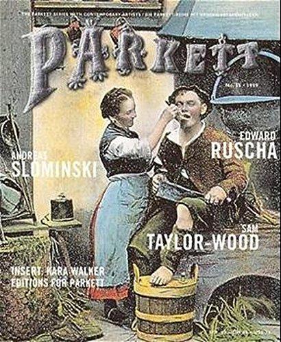 Parkett, Nr.55, Edward Ruscha, Andreas Slominski, Sam Taylor-Wood (Parkett / Die Parkett-Reihe mit Gegenwartskünstlern)