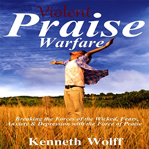 Violent Praise Warfare cover art