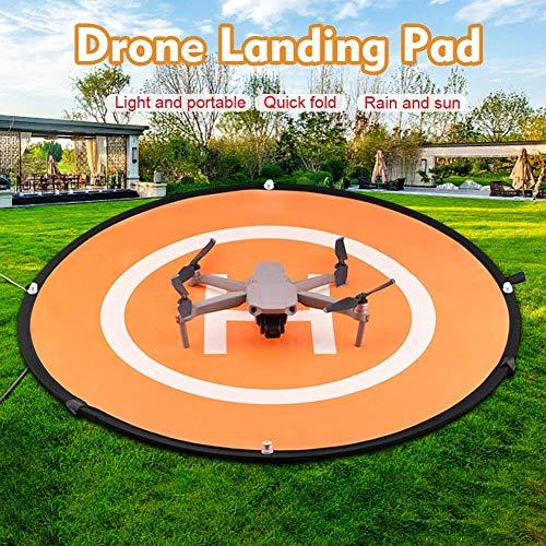 WERTAZ Drone Kescher Bremsbeläge Mit LED Flash Licht, 30