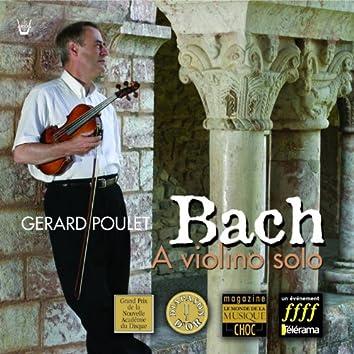 Bach : Sonates & Partitas pour violon seul