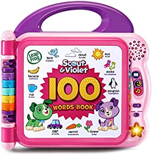 LeapFrog Scout and Violet 100 Words Book (Exclusive)