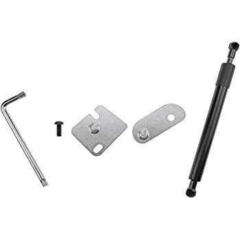 Travay 43203 Tailgate Assist Lift Supports Shock Struts Replacement Compatible with 1997-2004 Ford F-150 2008-2016 Ford F-450 Super Duty 1999-2016 Ford F-250//F-350 Super Duty