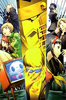 PrimePoster - Shin Megami Tensie Persona 4 Golden Poster Glossy Finish Made in USA - NVG078  24  x 36   61cm x 91.5cm