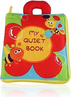 comprar comparacion OFKPO Libros de Tela Blandos Aprendizaje y Educación para Bebé Niños