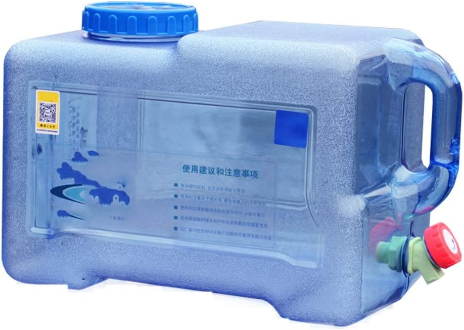 YANGUANG Water Carrier Storage 67% OFF Fashion of fixed price Container Tap with Portable