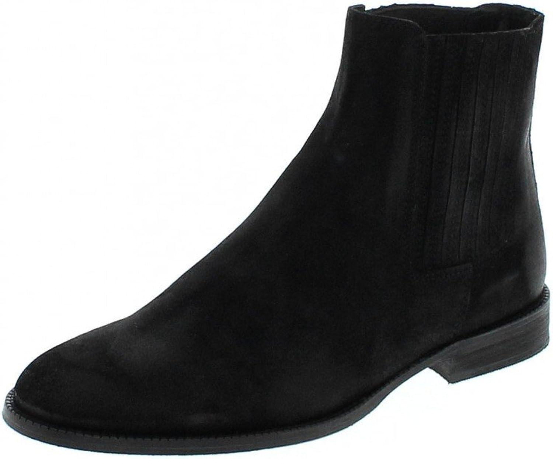Fashion Chelses Dean Boots Black Boots