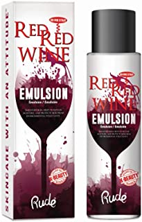 (3 Pack) RUDE Red Red Wine Emulsion (並行輸入品)