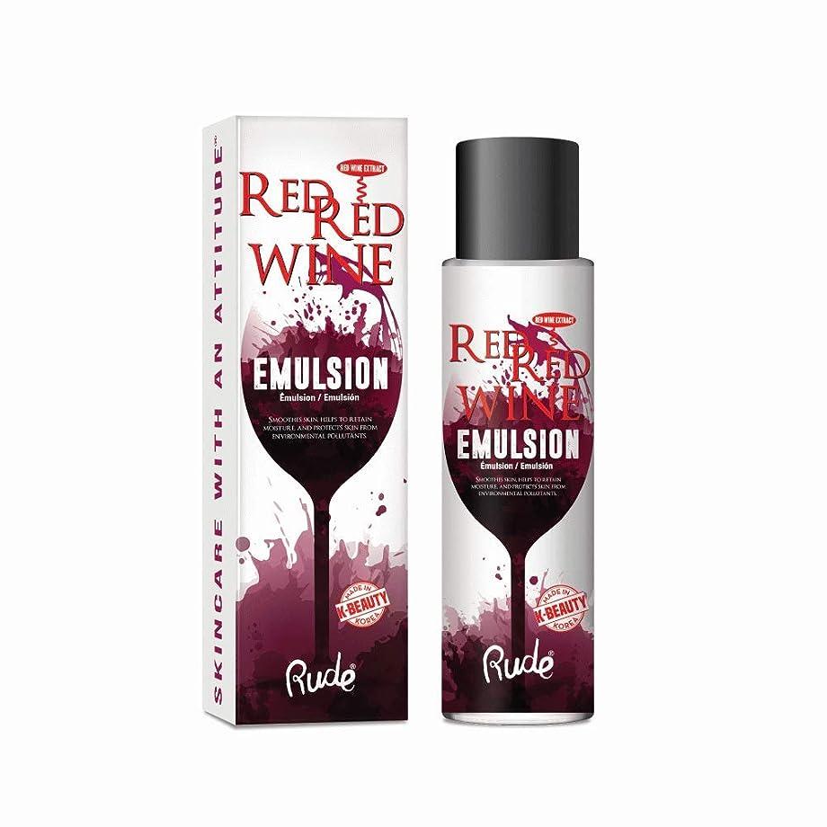 ペア債務締める(6 Pack) RUDE Red Red Wine Emulsion (並行輸入品)