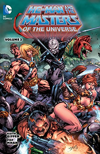 He-Man and the Masters of the Universe Vol. 3