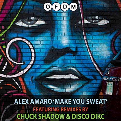 Alex Amaro, Chuck Shadow & Disco Dikc