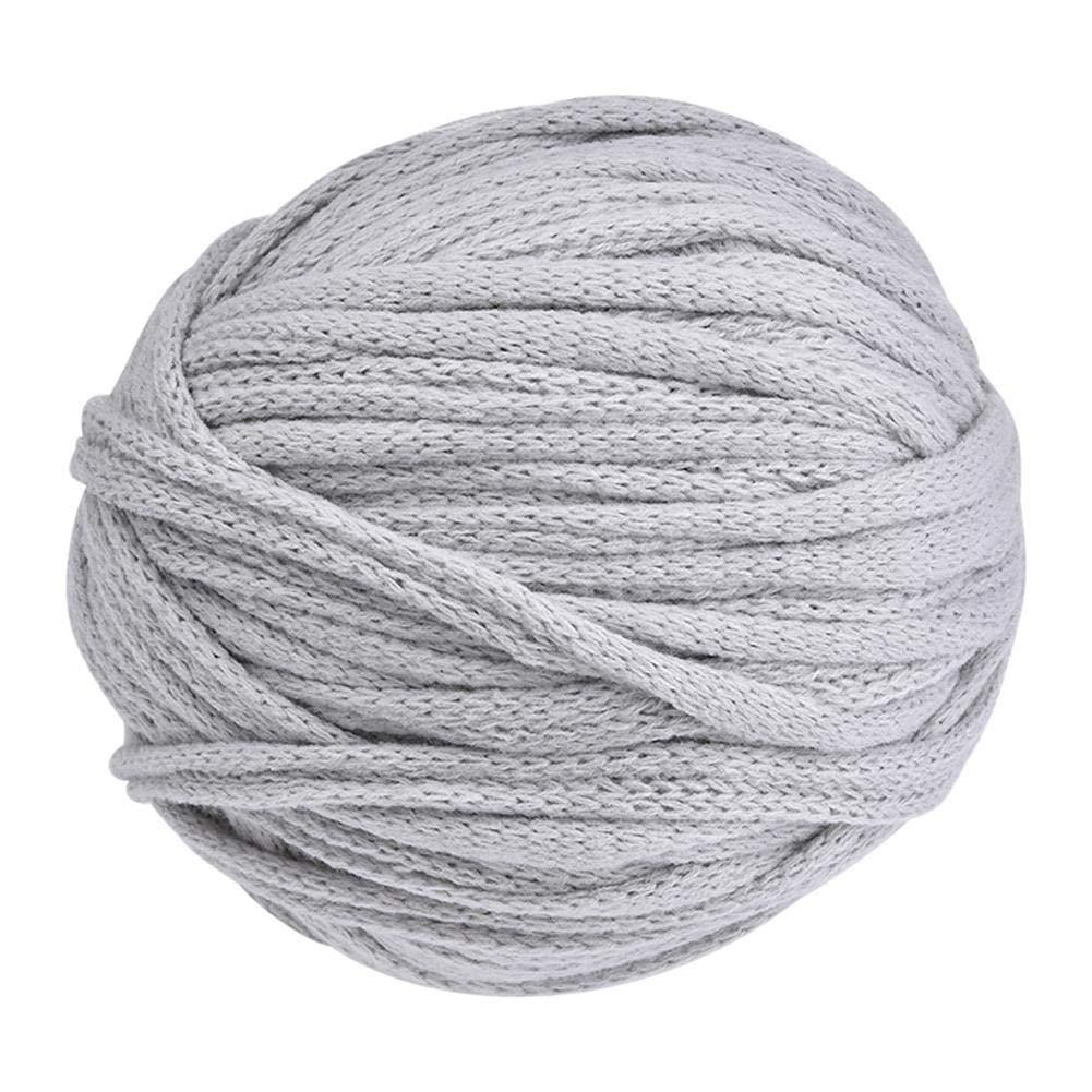 Ablerfly Hilo de algodón Ovillo de Lana para Trabajos con Agujas - Cuerda de Hilo de algodón, cordón de algodón para Ganchillo y Trabajos de Punto Regular: Amazon.es: Hogar