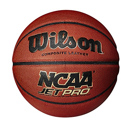 "Wilson NCAA Jet Pro Basketball, Official - 29.5"" , Brown"