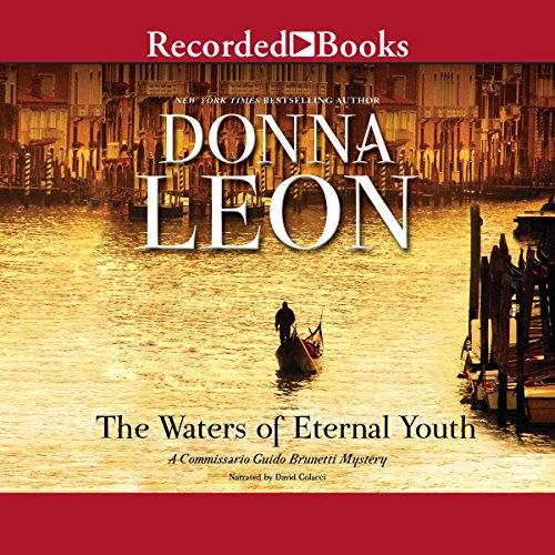 The Waters of Eternal Youth audiobook cover art