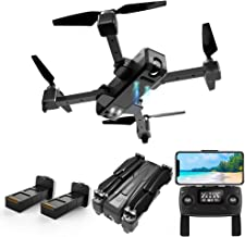 $299 Get 1.6km Far Range GPS Drone with 2K HD Camera Live Video, JJRC X11 5G WiFi FPV Foldable RC Quadcopter with Follow me, Smart Return Home, 40Mins Flight Time with 2 Batteries(20Mins + 20Mins)