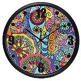 LIMN Reloj de Pared Caleidoscopio Reloj de Pared Moderno Reloj de...