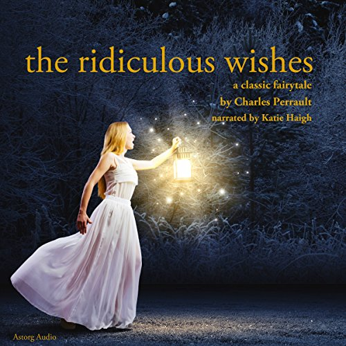 The Ridiculous Wishes audiobook cover art
