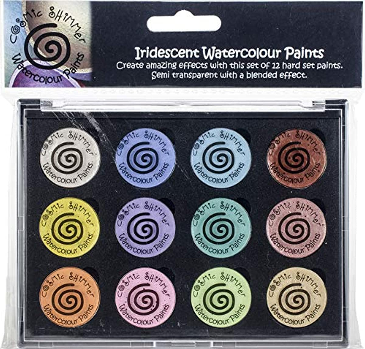 Creative Expressions CSIWPSET8 Scrapbooking, Multicolor