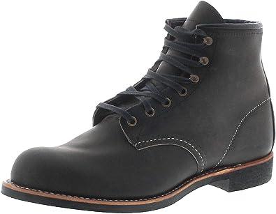 FB Fashion Boots Chukka 3341 Blacksmith - Stivali da uomo in pelle, colore: Grigio