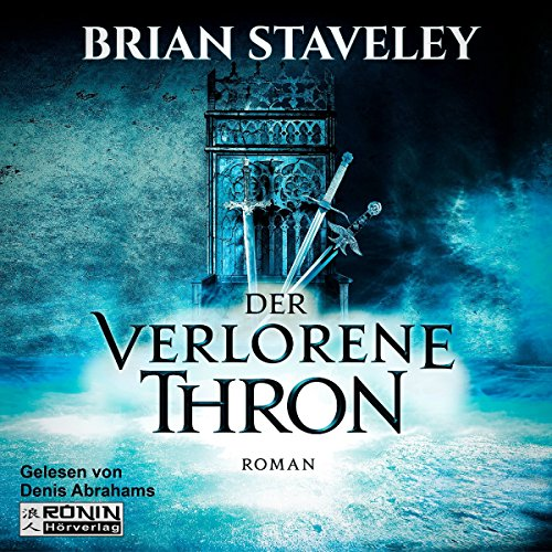 Der verlorene Thron audiobook cover art