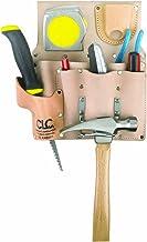 """Custom lederwaren K485R1standart Drywaller 's Tool kese, krom-benekli deriden, 8-Pocket""""konsorsiyumuna"""