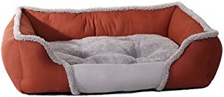 NEVERLAND003 Pet Dog Bed for Small Medium Dogs Soft Warm Cotton Dog Bed & Sofa Dog t House Fall Winter Kennel for Cats Plus Size