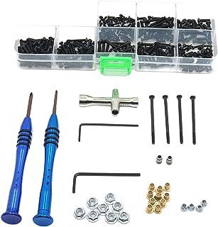 sharprepublic 288 pièces/ensemble outil universel de Kit de vis RC en métal pour WLtoys 1/12 échelle ou pour FY 1/12 série...
