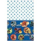 American Greetings Amscan Skylanders Plastic Table Cover, Party Favor