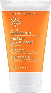 Apricot Gentle Facial Scrub, 4 Ounce