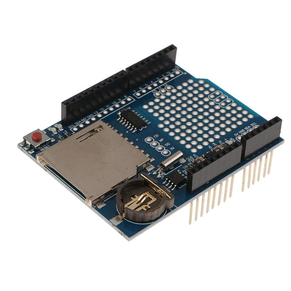 到着する冒険家文房具データロガーシールド データ収集モジュール Arduino UNOデータロガーXD-204
