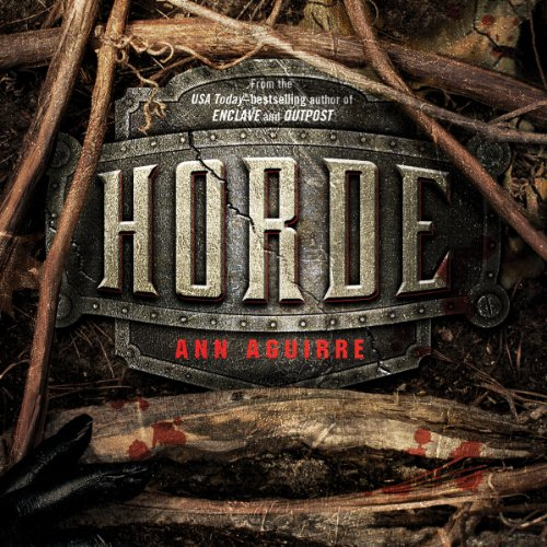 Horde audiobook cover art