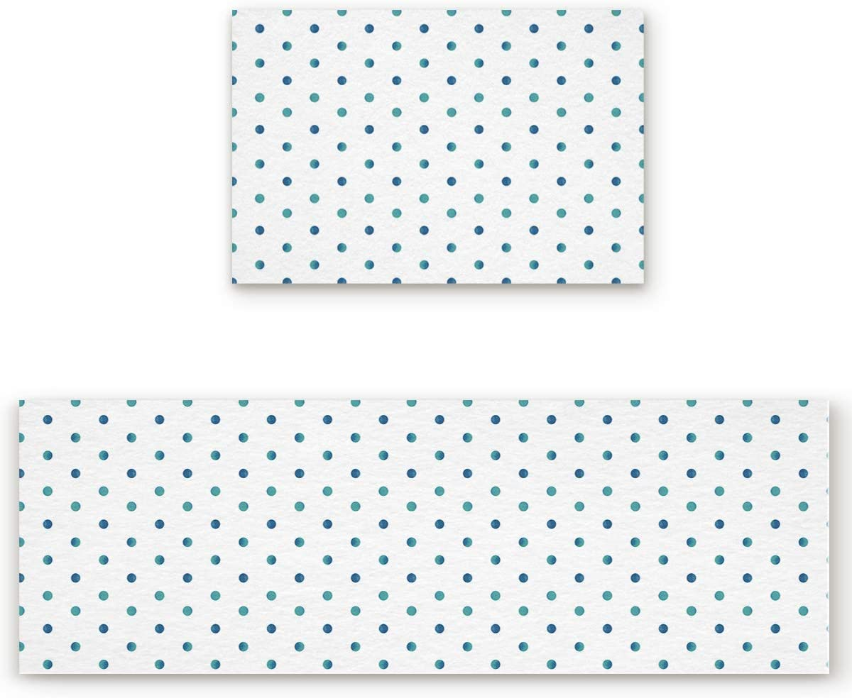 Home Collection dh Anti Stain Kitchen Weekly update Floor Max 87% OFF Piece Mats 2 Abs for