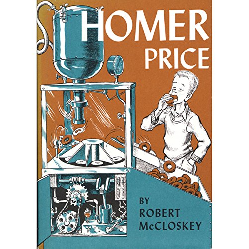 Homer Price Stories                   By:                                                                                                                                 Robert McCloskey                               Narrated by:                                                                                                                                 Robert McCloskey                      Length: 48 mins     10 ratings     Overall 3.9