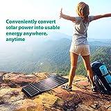 RAVPower 24W Solarladegerät mit 3 USB - 4