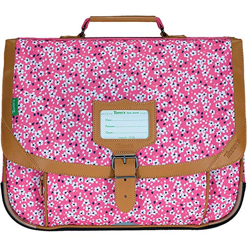 Cartable 38 Tann's Les Fantaisies Rose