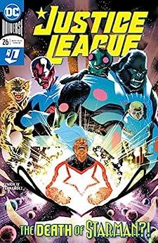 Justice League (2018-) #26 by [James Tynion IV, Francis Manapul, Javier Fernandez, Hi-Fi]