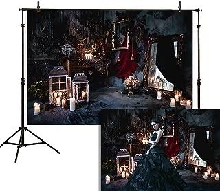gothic wedding backdrop