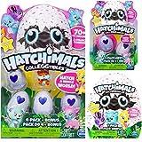 Hatchimals Colleggtibles Season 1 4-pack + bonus, 2-pack + nest, 1 blind SET (random assortment)