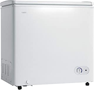 Danby Compact Chest Freezer, 7.2 Cu. Ft.