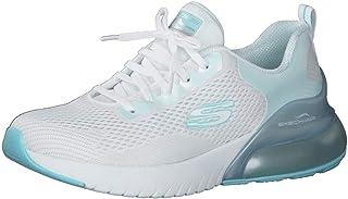 سكيتشرز سكيتشرز سكيتشرز - أحذية رياضية الجولة ، أبيض/أزرق فاتح