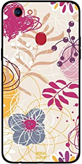 Oppo F5 Case Cover Mix Floral, Moreau Laurent Premium Phone Covers & Cases Design