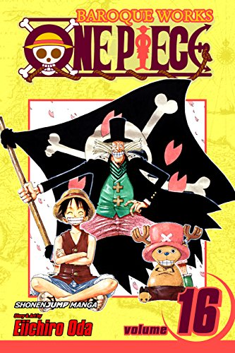 One Piece, Vol. 16: Carrying on His Will (One Piece Graphic Novel) (English Edition)