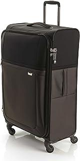 Samsonite Uplite Spl 78Cm Softside Spinner Black-Grey - 78cm - Suitcases -