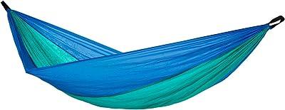 AMAZONAS Adventure Hammock Hamaca, 122x155x35 cm