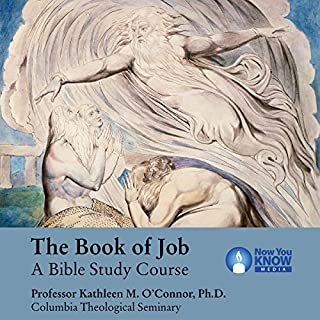 The Book of Job: A Bible Study Course audiobook cover art