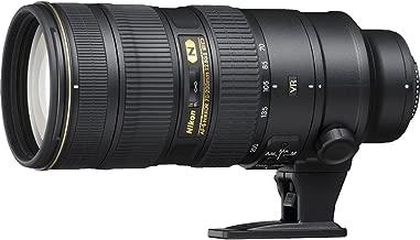 Nikon 70-200mm f/2.8G ED VR II AF-S Nikkor Zoom Lens for Nikon Digital SLR Cameras (Renewed)