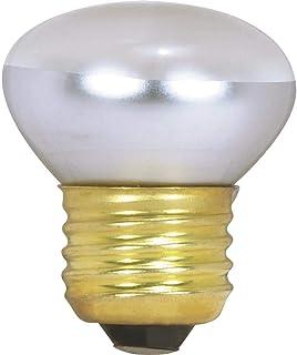 HC照明–r14Reflector 40-watt 120V / 130V標準ねじベース調光機能付きe2640WフロストラバランプとReflector電球( 4/ PK )