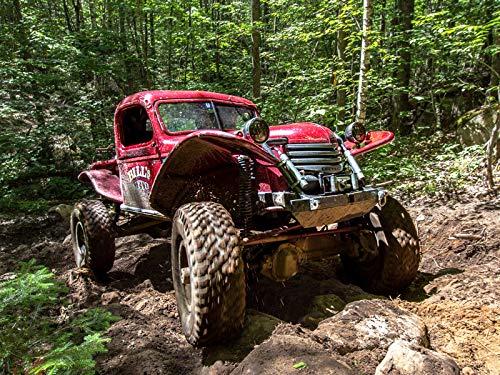 Wet & Wild Wheeling, Wrenching, and Way Too Much Fun - Wentworth, New Hampshire to Pittsfield, Massachusetts - Part 3